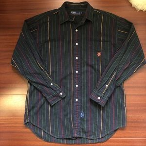 Polo by Ralph Lauren striped button down